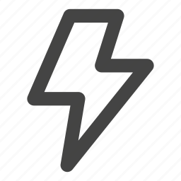 battery, charge, electric, energy, lightning, power, weather icon