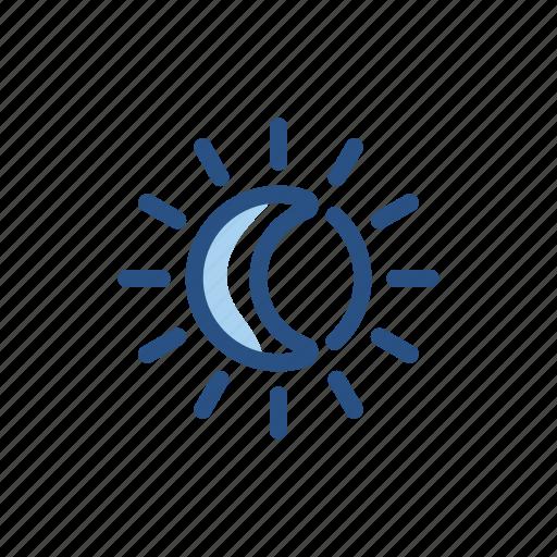day, forecast, night, weather icon