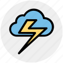 cloud, lightning, meteo, meteorology, thunder, weather