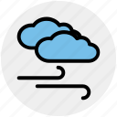 cloud, clouds, cool weather, meteorology, weather, wind