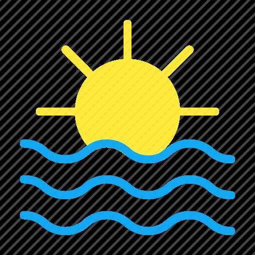 Daylight, light, morning, natural, sun, sunrise, sunshine icon - Download on Iconfinder