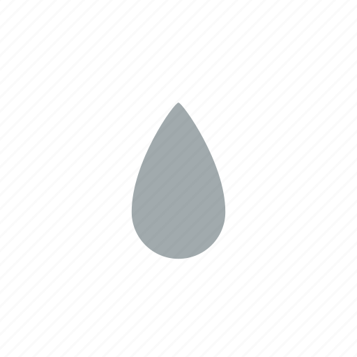 drop, humidity, precipitation, rain, weather, wet icon