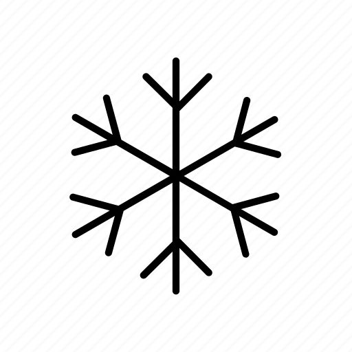 snow, weather, winter icon