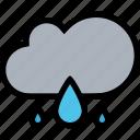 rain, climate, rainy, weather
