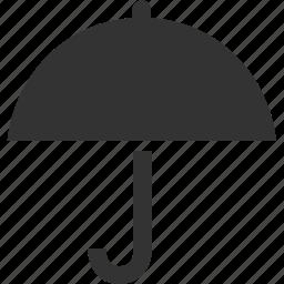 rain, storm, umbrella, weather icon