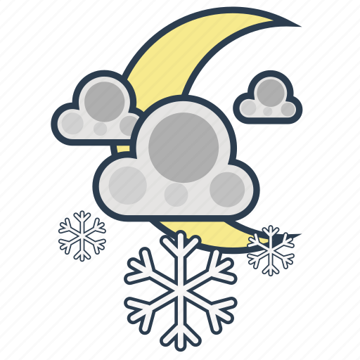 Climate, cloud, forecast, meteorology, summer, weather, winter icon - Download on Iconfinder