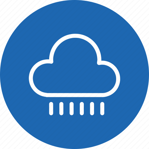 cloud, clouds, cloudy, forecast, rain, weather, wind icon
