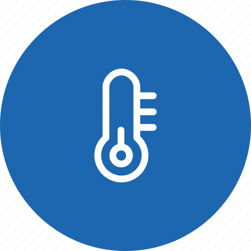device, gauge, heat, lead, technology, temperature, thermometer icon
