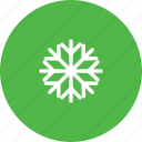 atmosphere, fall, flake, snow, snowflake, weather, winter icon