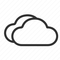 cloud, cloud icon, cloudly, clouds icon