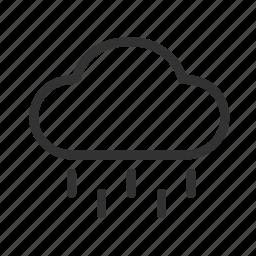 rain, rain icon, rains, weather icon