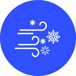 blizzard, cold, severe, snow, snow storm, weather, winter icon
