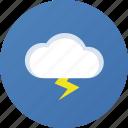 thunder, weather