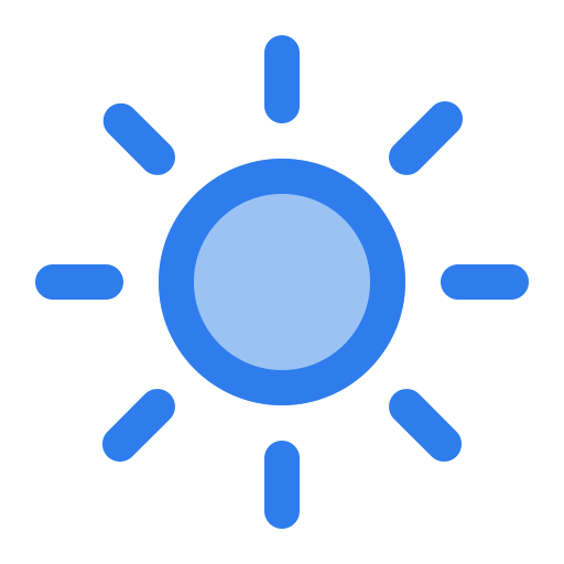 forecast, shine, summer, sun, sunny, warm, weather icon