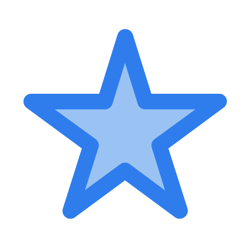 bookmark, favorite, full, rate, save, star, weather icon
