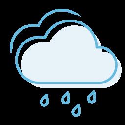 cloudy, havyrain icon