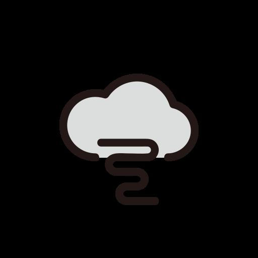 Weather, hurricane, storm, tornado icon - Free download