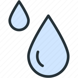 drop, rain, rainy, weather icon