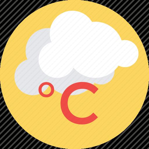 celsius, centigrade, meteorology, temperature, temperature conversion icon