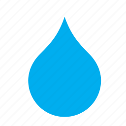 drop, droplet, meteorology, tear, water, weather icon