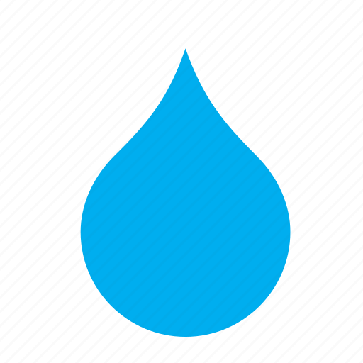 drop, droplet, meteorology, tear, water, weather icon