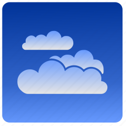 clouds, cloudy, condition, weather icon
