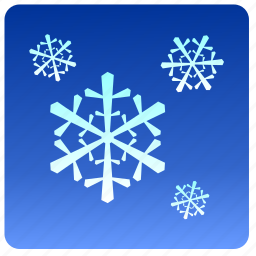 condition, flakes, snow, weather icon