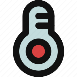 celsius, climate, degrees, fahrenheit, temperature, thermometer, weather icon