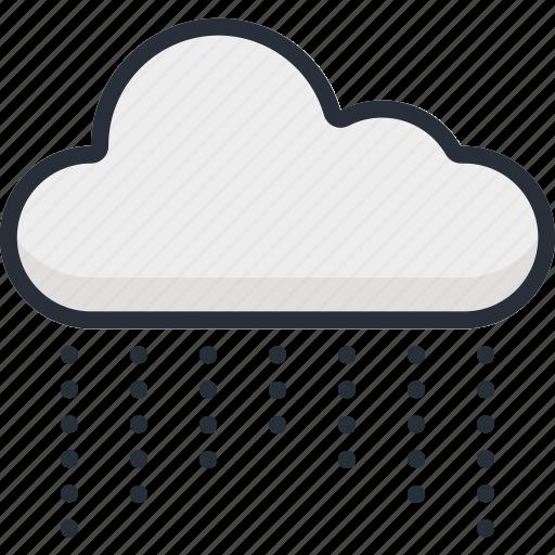 fall, forecast, rain, rainy, snow, weather, winter icon
