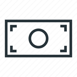 dollar, finance, money, usd icon