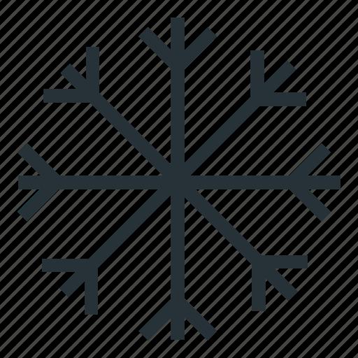 christmas, snow, weather, white, winter icon