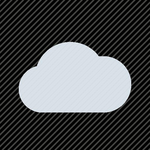 backup, cloud, data, drive, interface, storage, weather icon
