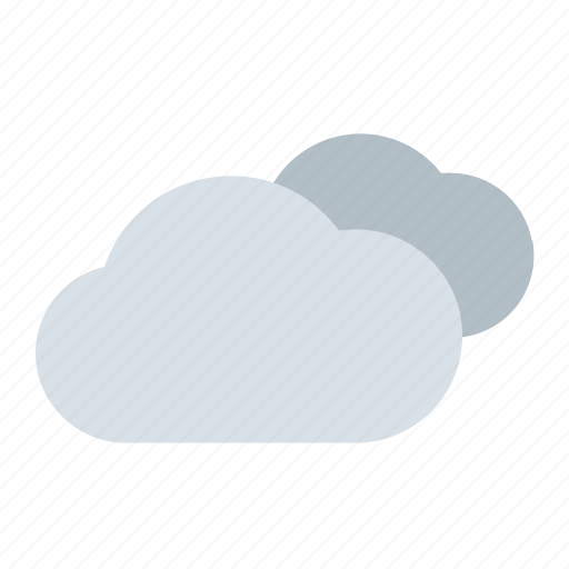 cloud, clouds, cloudy, database, day, forecast, weather icon