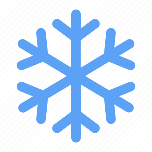 cold, flake, holiday, snow, snowflake, weather, winter icon