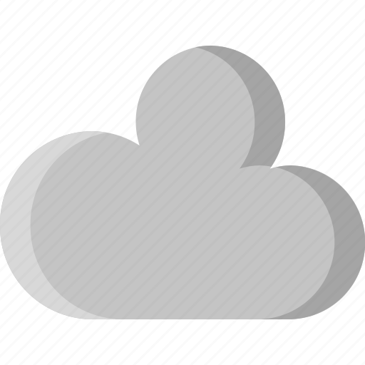 climate, cloud, cloudy, overcast, sky, weather icon