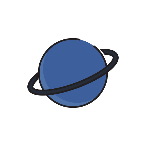 mercury, meteorology, planet, sign, space, weather icon