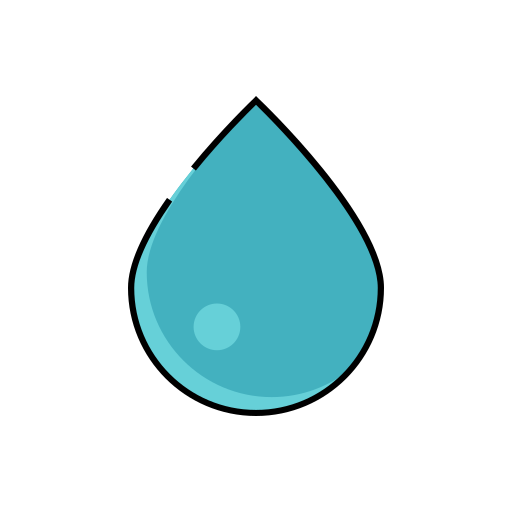 drop, humidity, meteorology, rainy, sign, weather icon