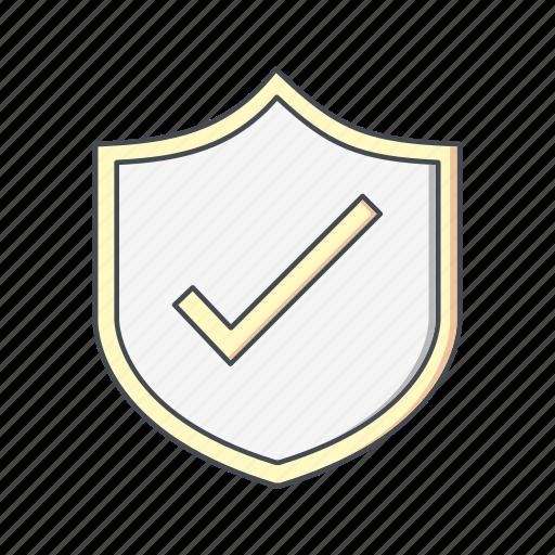 proctection, protected, sheild icon