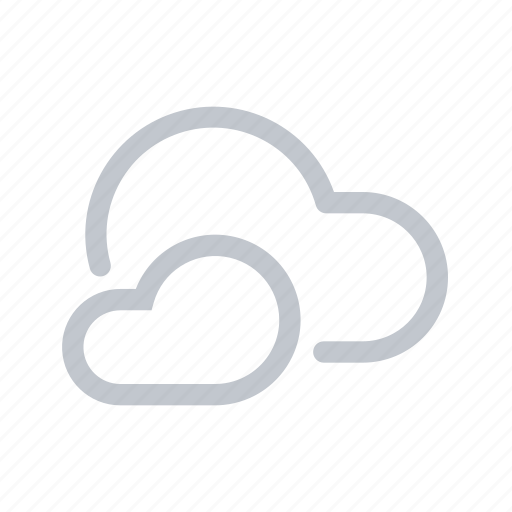 Cloud, cloudy, forecast, sky, weather icon - Download on Iconfinder