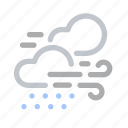 forecast, rain, raining, showery weather, wind, windy