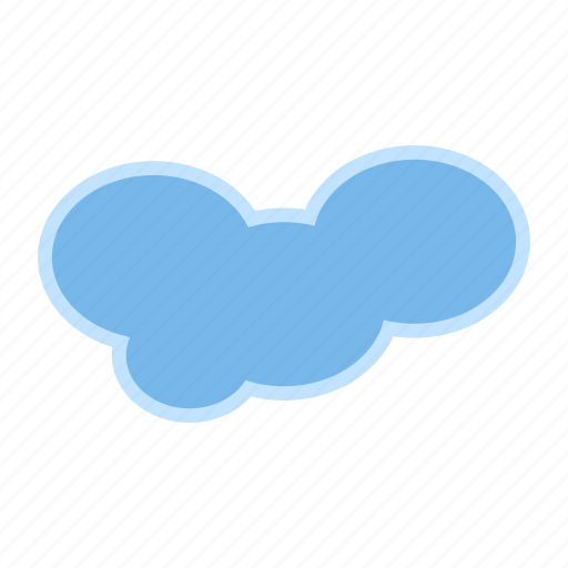 cloud, forecast, meteorology, weather icon