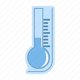 forecast, meteorology, temperature, thermometer, weather, winter icon
