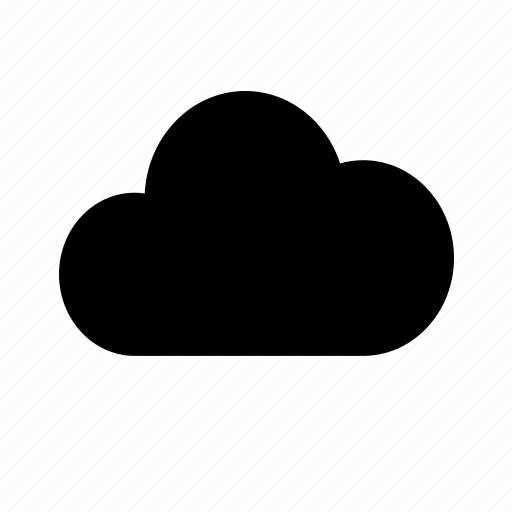 climate, cloud, cloudy, forecast, meteorology, storage, weather icon