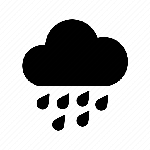 climate, cloud, forecast, meteorology, rain, storm, weather icon