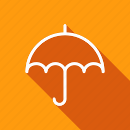 climate, cloud, forecast, meteo, meterology, umbrella, weather icon