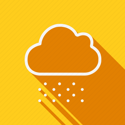 climate, cloud, forecast, meteo, meterology, snow, weather icon