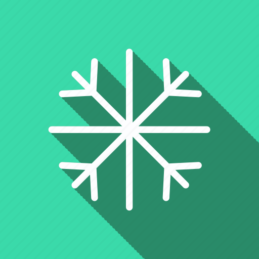 climate, cloud, forecast, meterology, snow, snowflake, weather icon