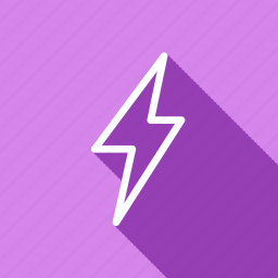 climate, cloud, electricity, forecast, meteo, meterology, thounder bolt icon