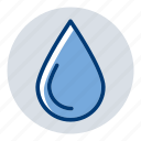 drop, rain, rain drop, weather, weather forecast icon