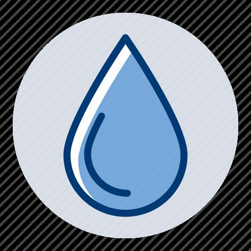 drop, rain, rain drop, weather, weather forecast icon